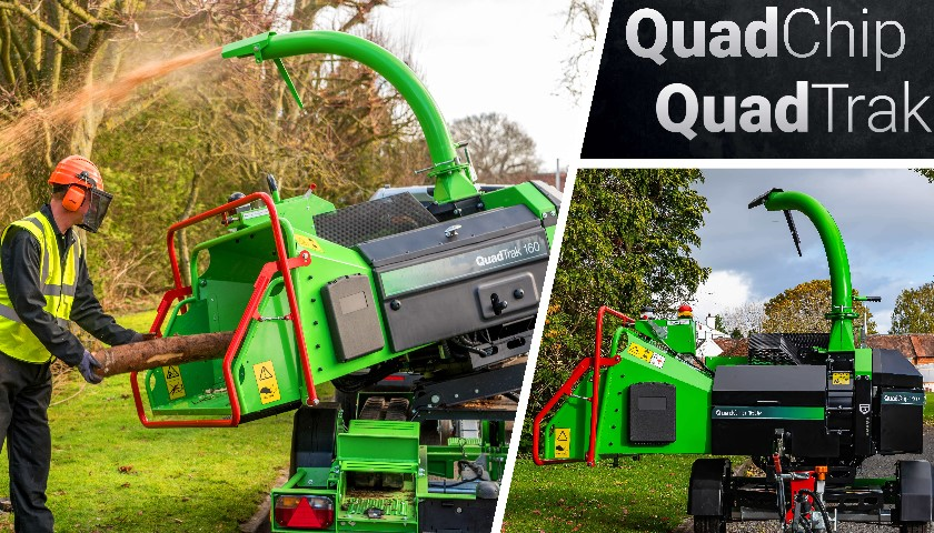 QUADCHIP AND QUADTRAK