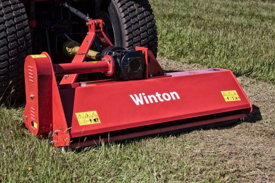 Winton Flail Mower WFL145 1.45m