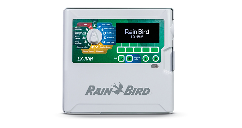 New real time irrigation controller has powerful features