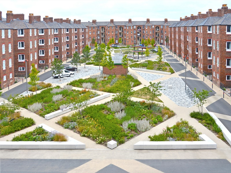 Winners announced in Landscape Institute Awards