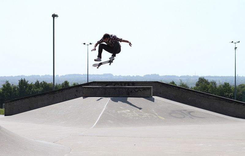 Putting Nottingham back on the map for skateboarding