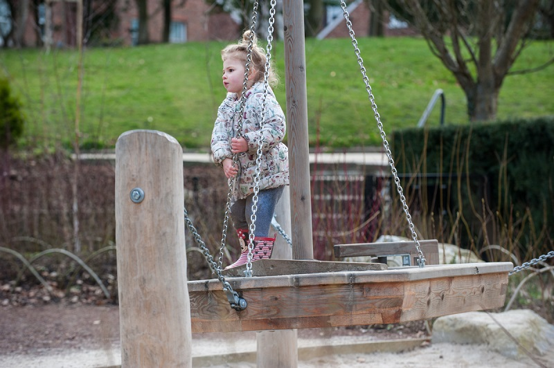 Timberplay help make playground funding more accessible