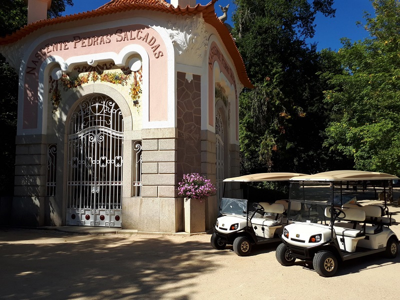 Pedras Salgadas Spa & Nature Resort chooses Cushman