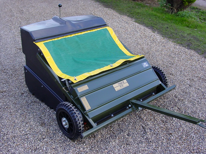 Durable sweeper is made to measure