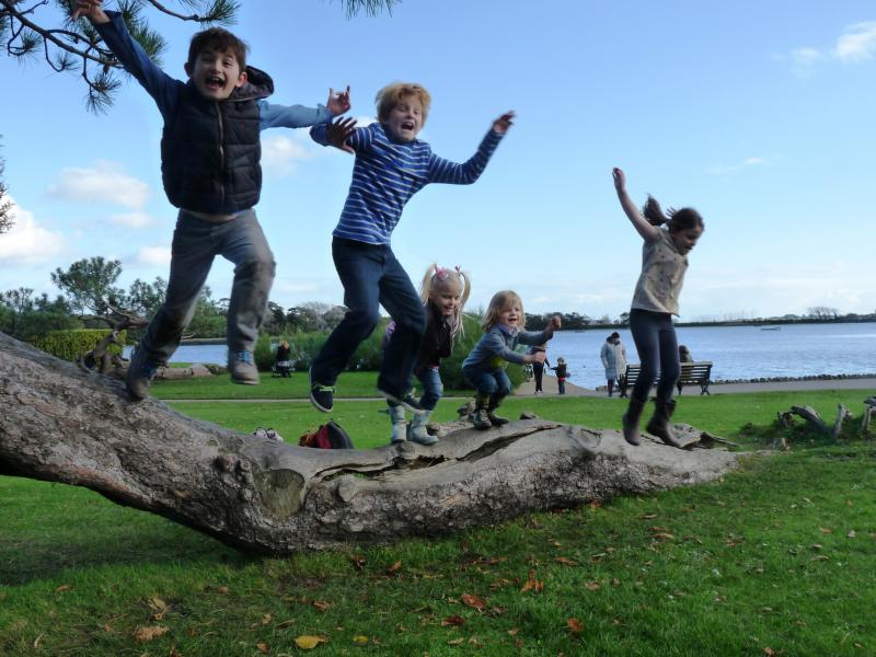 National Lottery boost to innovate and improve parks
