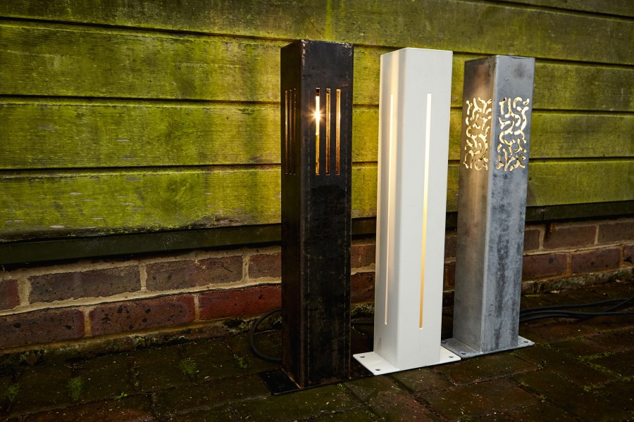 Recent addition to the The Pot Company's range is outdoor lighting