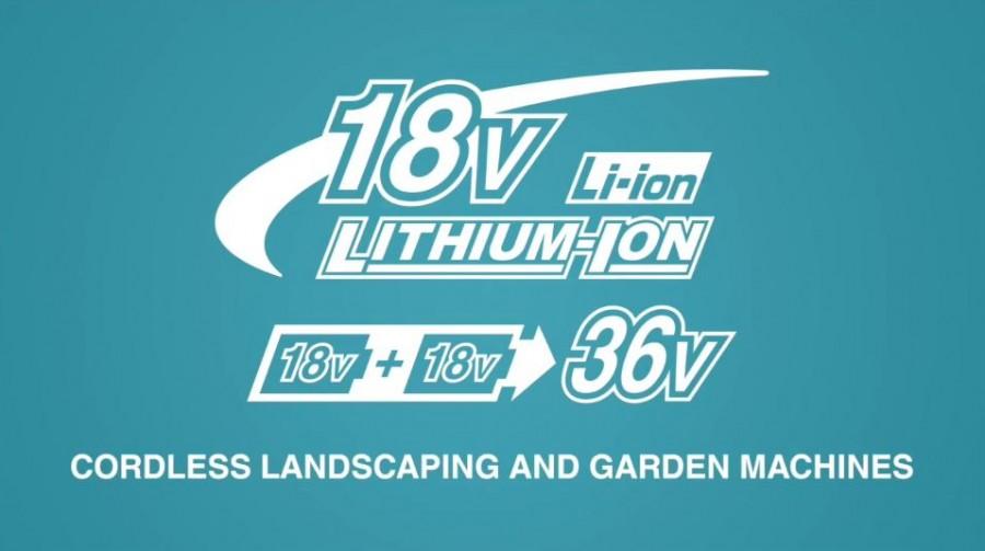 Makita 18v Cordless Landscaping Machines