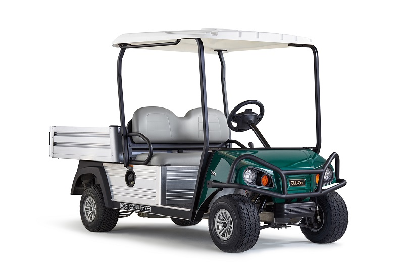 Club Car launches its most versatile utility vehicle - the Carryall 502