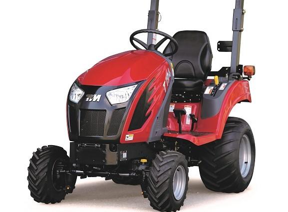 Reesink's range of small tractors just got bigger