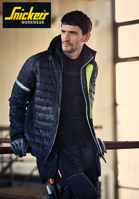 Snickers launches new Allround 37.5 insulator jacket