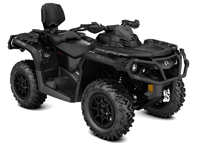 BRP offers ATV models equipped with ABS