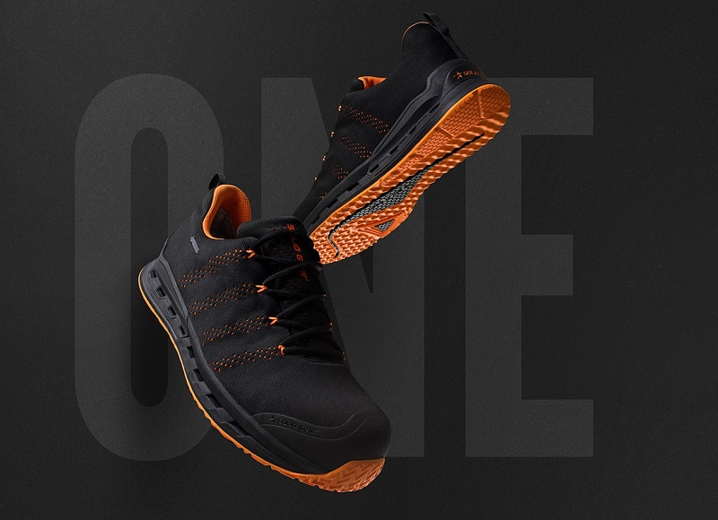 The new Solid Gear 'One GTX' safety shoe