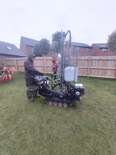 Terrain Aeration provides help for housebuilders