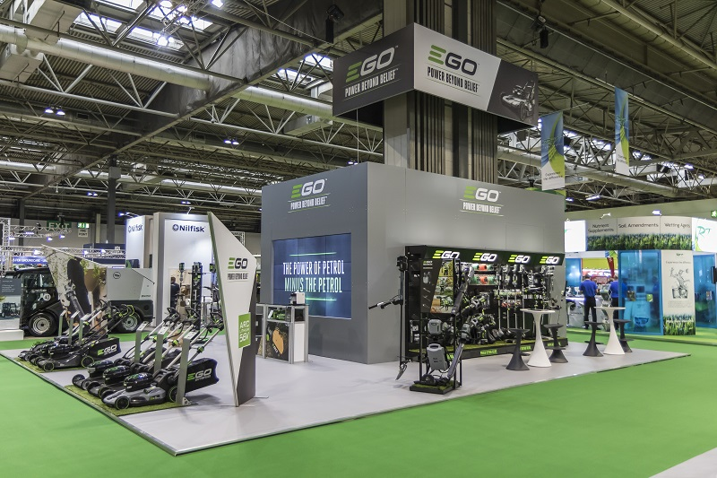 Boosting your EGO at SALTEX 2018