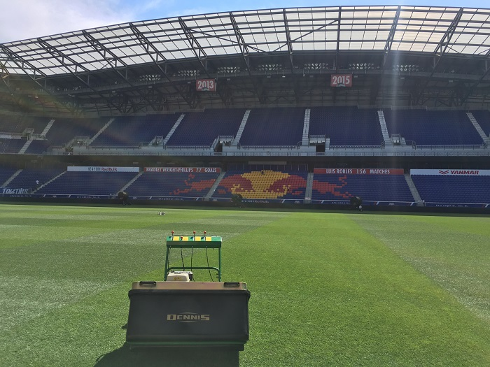 Dennis G34D gives the Red Bulls a boost