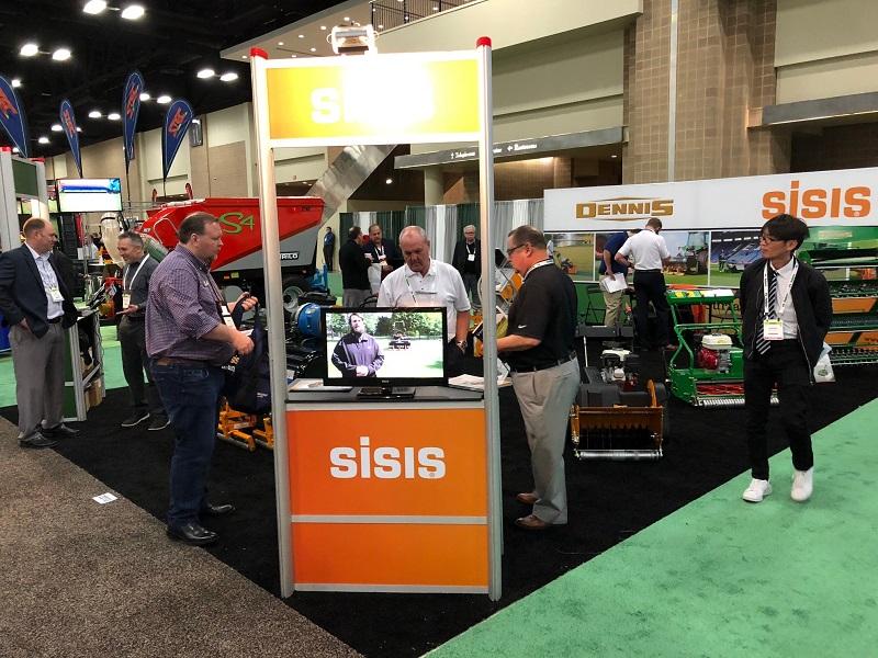 Dennis & SISIS exhibiting at GIS 2019
