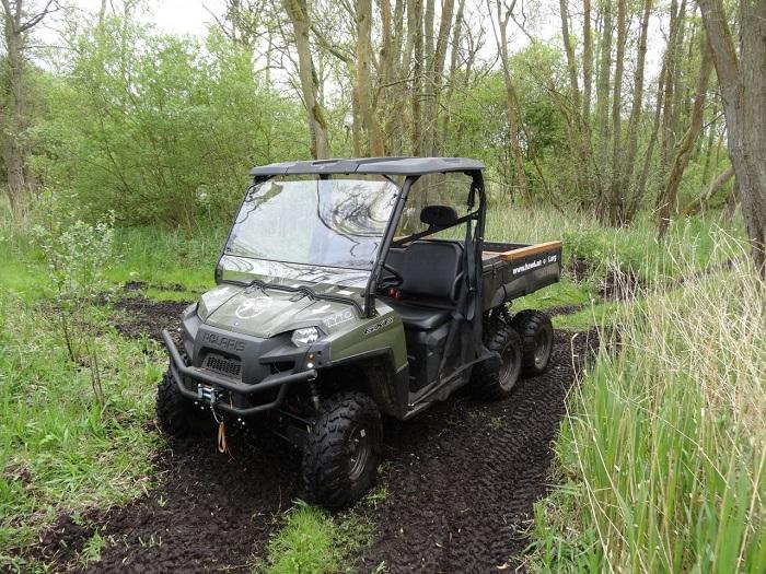 New Ranger on Sculthorpe Moor