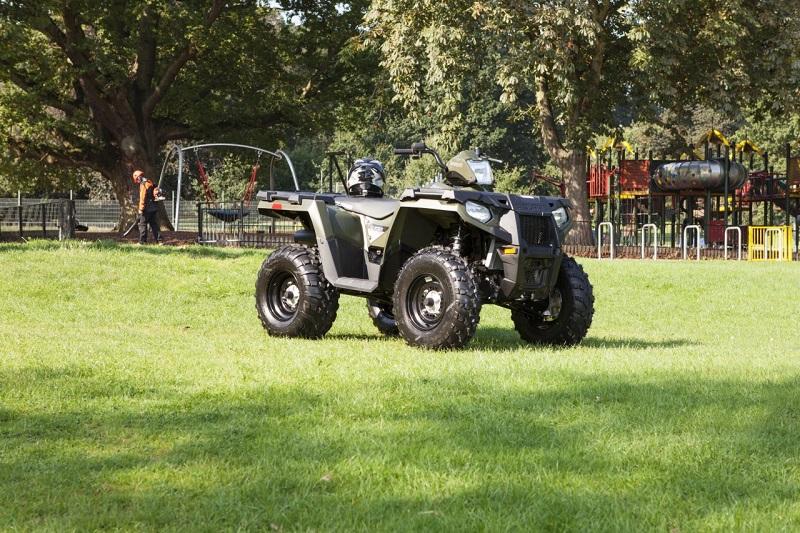Summer savings on new Polaris ATVs
