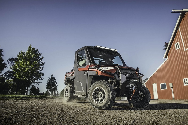 Customise the new RANGER XP 1000 EPS with Polaris accessories