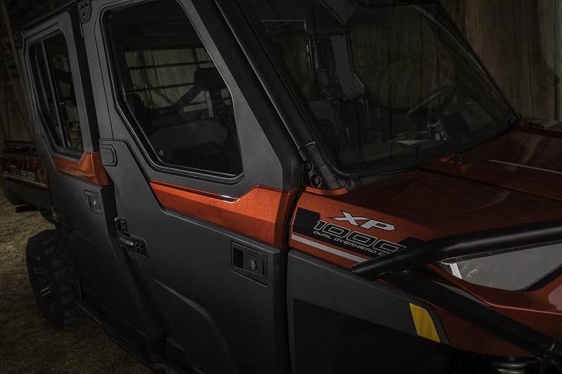 Prepare your Polaris RANGER cab for winter