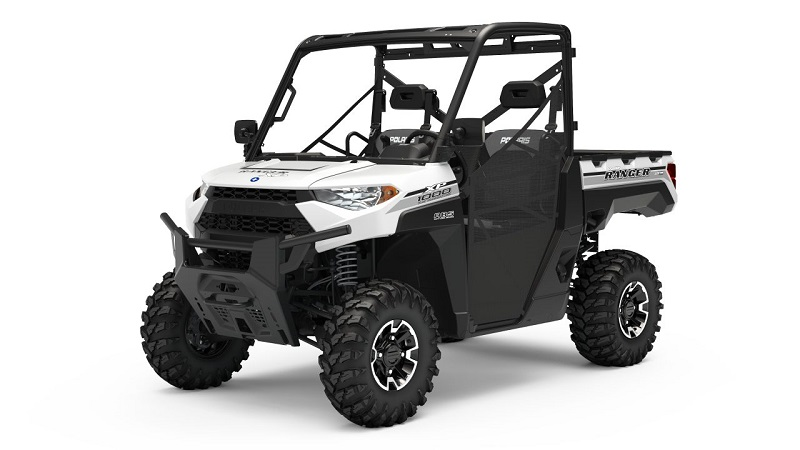 Polaris reveal all-new RANGER XP 1000 EPS with ABS
