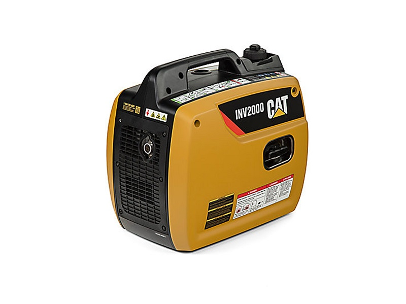Caterpillar introduces its first inverter generator