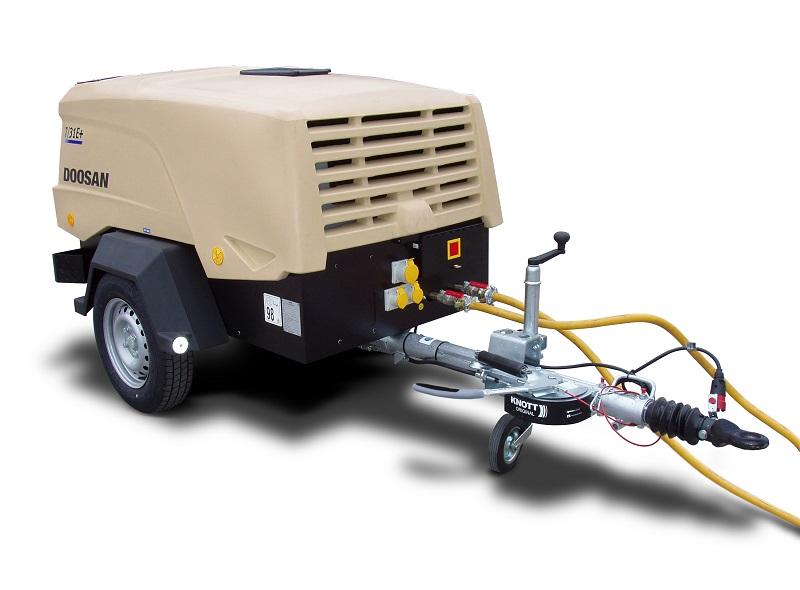 New Bobcat and Doosan Portable Power Products at EHS