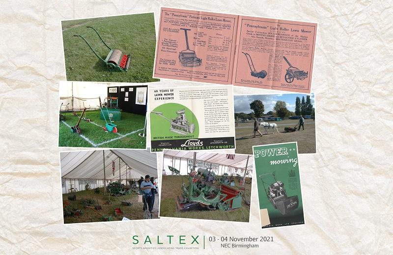 SALTEX to celebrate 75 years of groundscare equipment