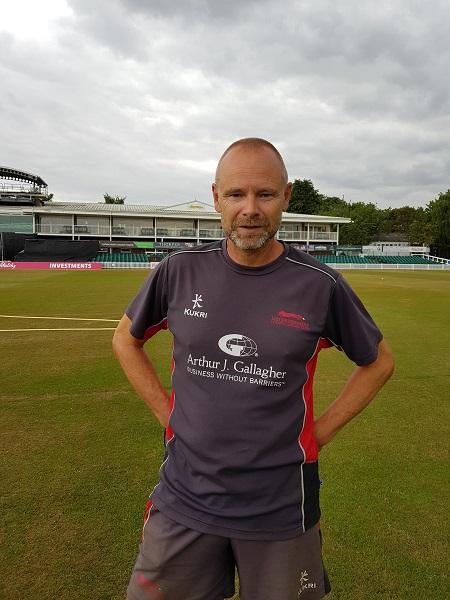Rigby Taylor scores consistently well for Leicestershire