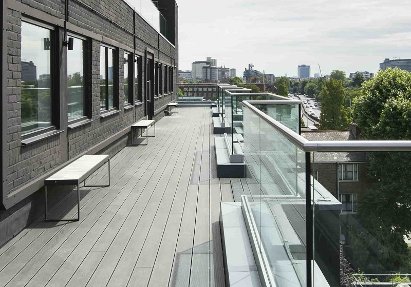 EnviroBuild switches to wind energy for all Hyperion Composite decking