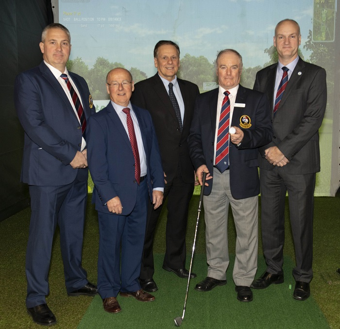 Rigby Taylor in two-year deal as BIGGA golf partner