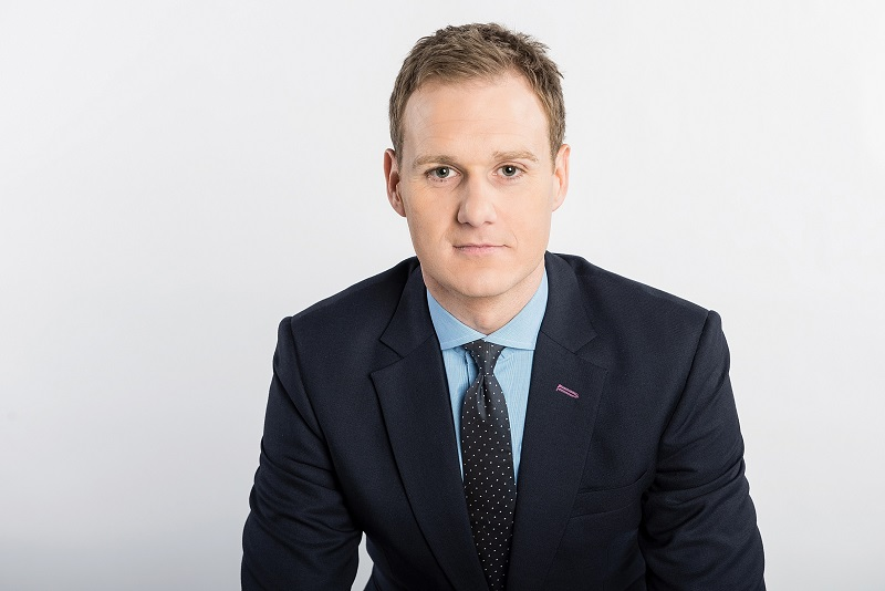 BBC's Dan Walker to host 2019 IOG Industry Awards