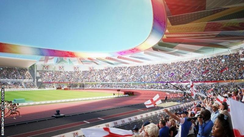 Government confirms Birmingham bid for the Commonwealth Games 2022