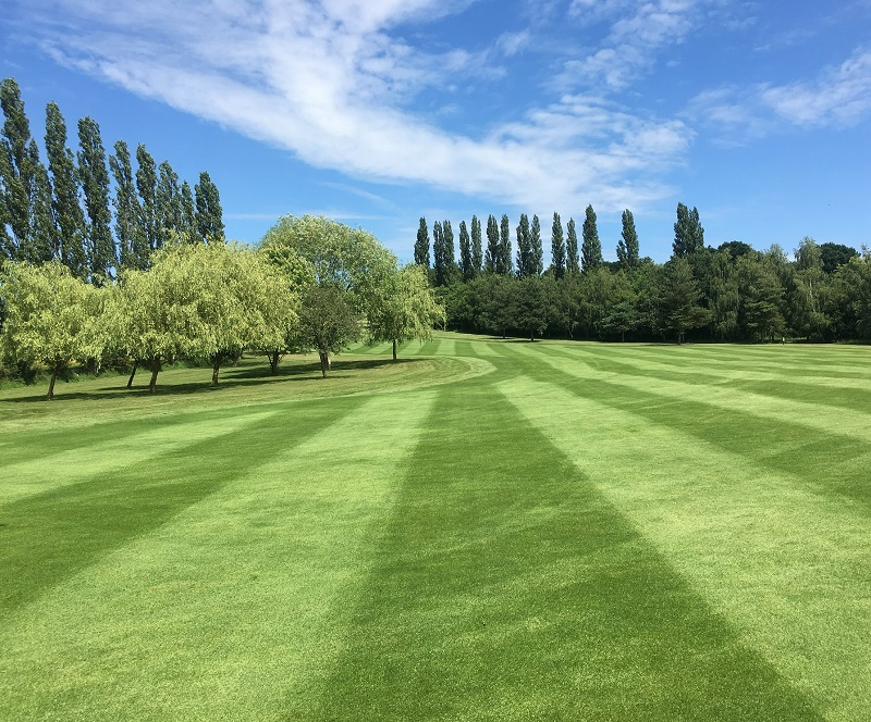 Tried and tested Headland programme delivers strong fairways