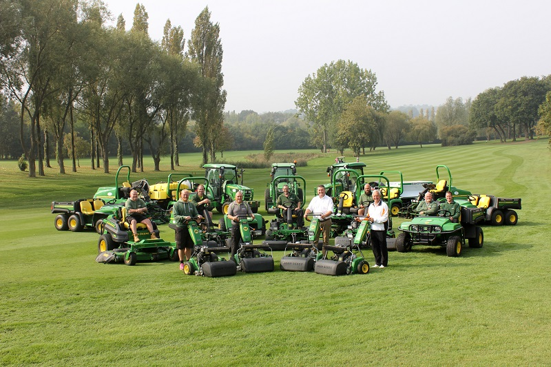 New fleet heralds a new dawn at Abridge GC
