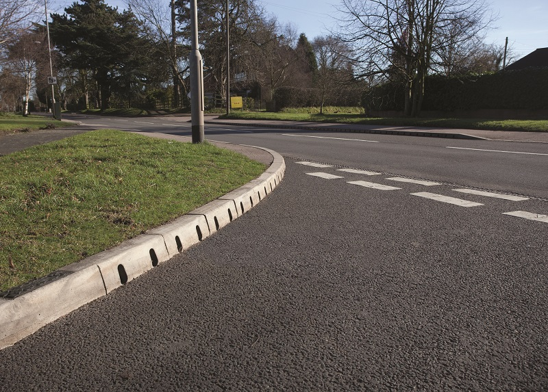 Surface water management crucial in preventing potholes