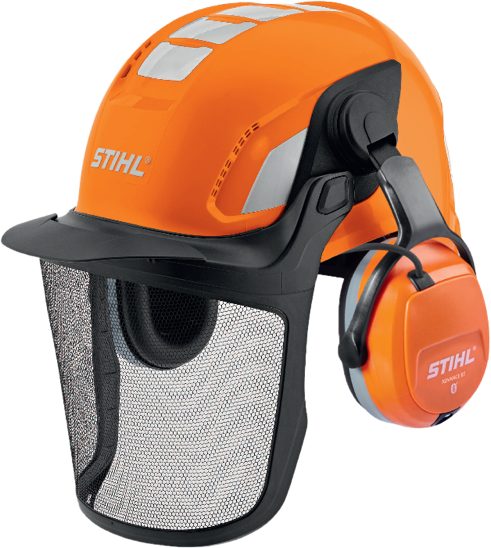 Keep connected with the STIHL ADVANCE Vent BT helmet