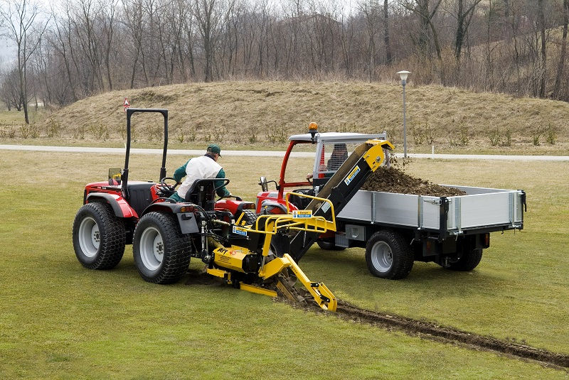 AFT Trenchers supply the world's leading venues