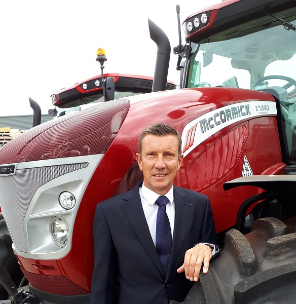 New general manager for AgriArgo UK & Ireland
