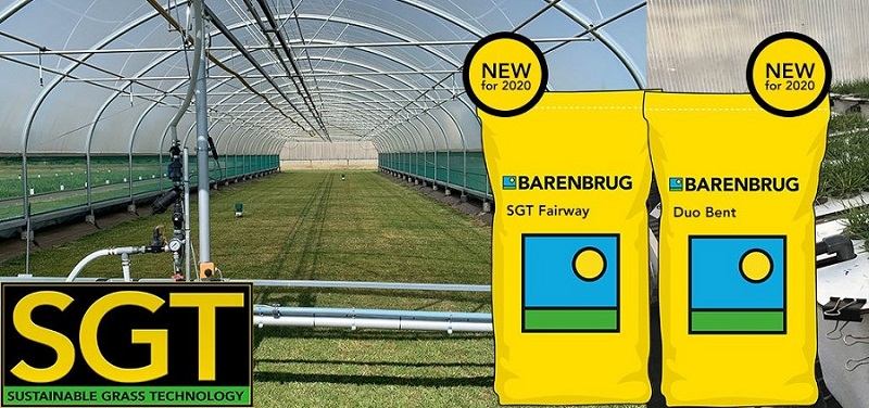 Sustainability the key for Barenbrug at BTME 2020