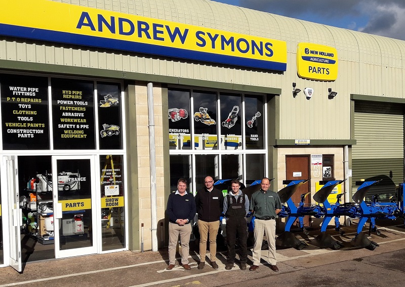 GreenMech rearranges dealer cover for Devon and Somerset