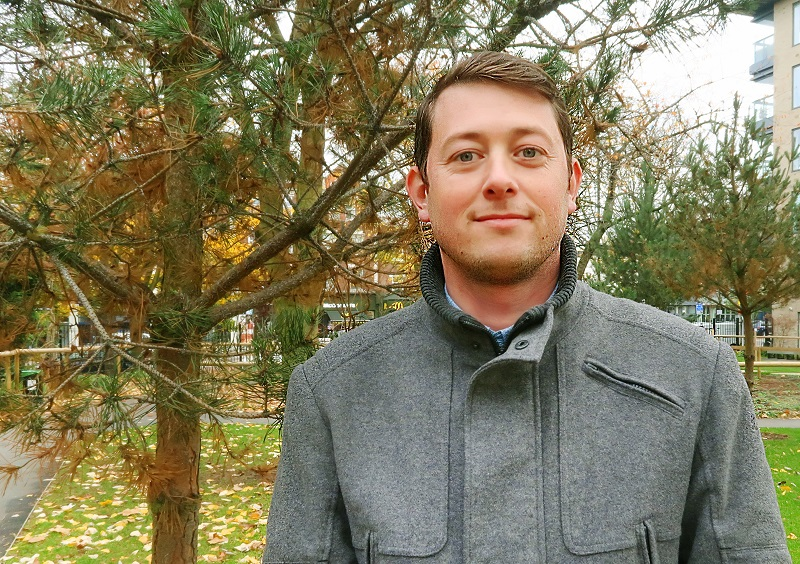 ICF Welcomes Andy Lederer as Development Director