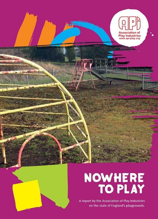 Hundreds of playgrounds set to close