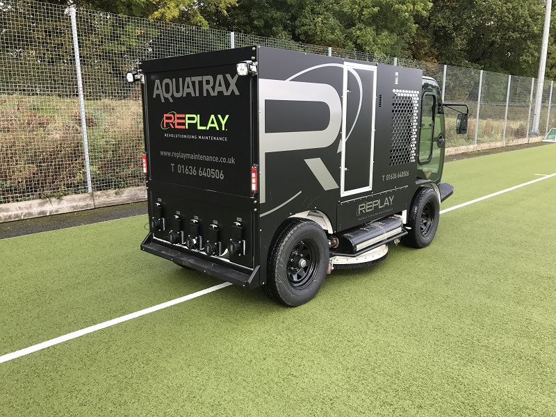 Nick takes the helm at Replay Maintenance as group's expansion continues