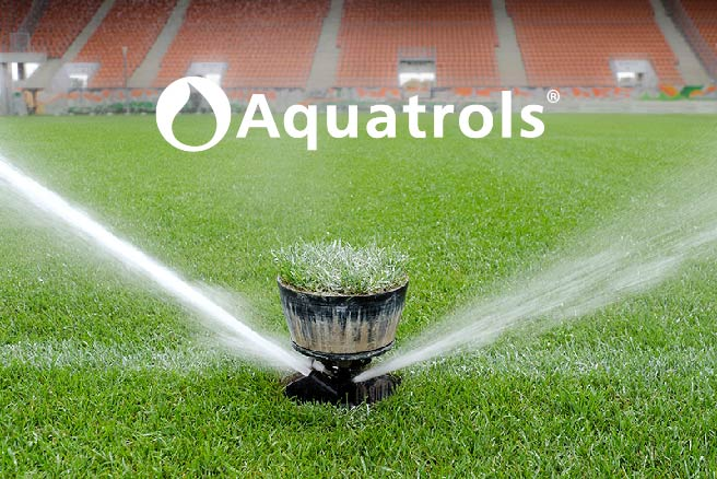 Aquatrols bringing solutions to SALTEX