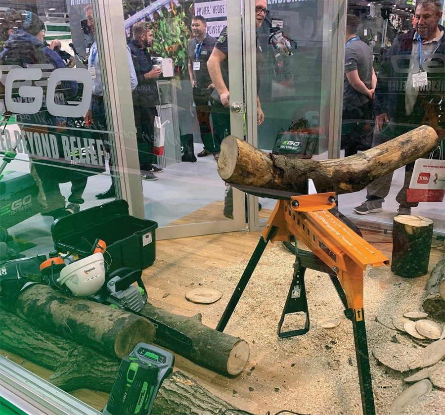 EGO has revealed new additions to its 2020 range