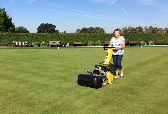 Bowls club goes 'green' with the INFiNiSystem 22""