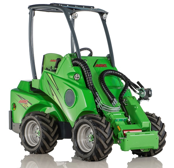 Avant 400 Series makes landscaping easier