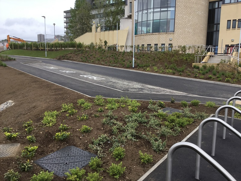 Landform and Johnsons team up on new multi-million pound hospital