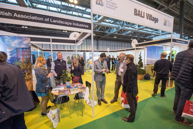 BALI confirms triple-talks at SALTEX